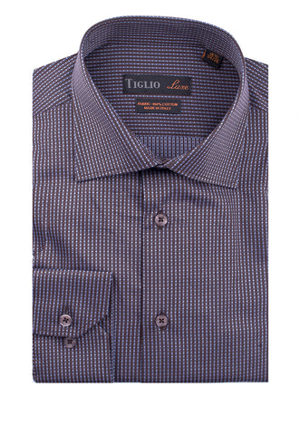 Dress Shirt - Barrel Cuff GENOVA-RC 10538/849