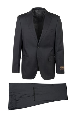 DOLCETTO Modern Fit, Pure Wool Suit 187.718/1 REDA Cloth by Canaletto Menswear