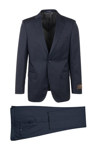DOLCETTO Modern Fit, Pure Wool Suit 187.718/2 REDA Cloth by Canaletto Menswear