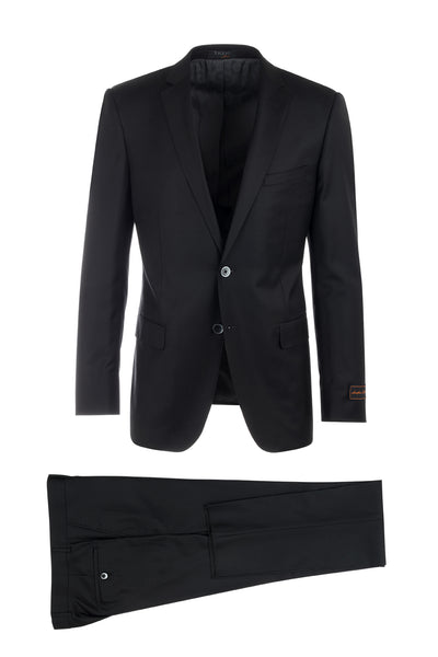 Sienna Slim Fit, Pure Wool Suit by Tiglio Luxe 21201/24