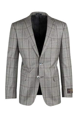 Dolcetto Modern Fit, Pure Wool Jacket by Canaletto Menswear 27.542/2