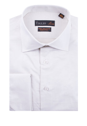 Dress Shirt - Barrel Cuff GENOVA-RC 4020/F02