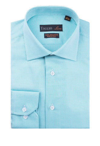 Dress Shirt - Barrel Cuff GENOVA-RC 40EC40
