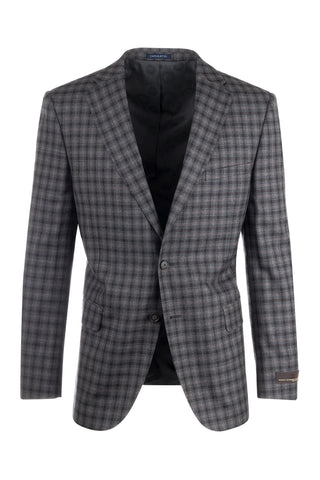 Dolcetto Modern Fit, Pure Wool Jacket by Canaletto Menswear 47.3329/1