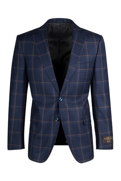 Dolcetto Modern Fit, Pure Wool Jacket by Canaletto Menswear 47.5112/1