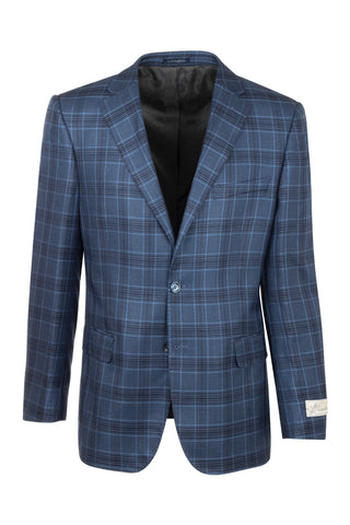 Dolcetto Modern Fit, Pure Wool Jacket by Tiglio Luxe 51172/1
