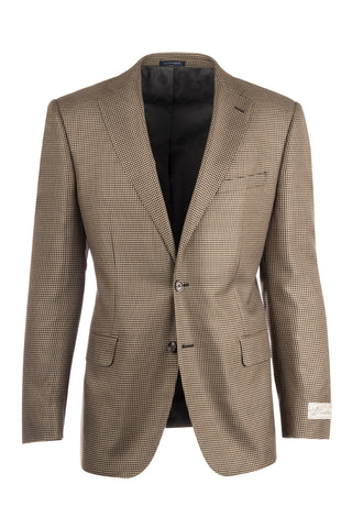Como Modern Fit, Pure Wool Jacket, Ermenegildo Zegna Cloth by Canaletto 51172/2B