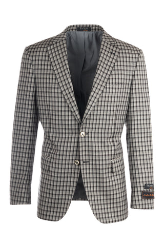 Dolcetto Modern Fit, Pure Wool Jacket by Tiglio Luxe T64.523/1