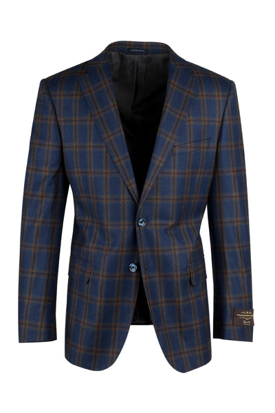 Dolcetto Modern Fit, Pure Wool Jacket by Canaletto Menswear C64.523/1