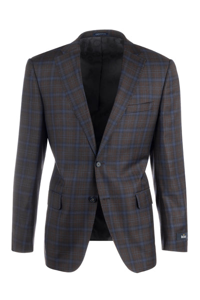 Dolcetto Modern Fit, Pure Wool Jacket by Canaletto Menswear 74195/4