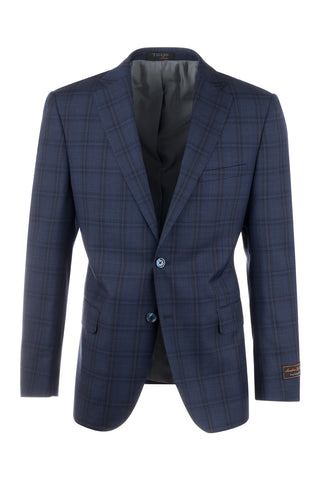 Dolcetto Modern Fit, Pure Wool Jacket by Tiglio Luxe 74264/2