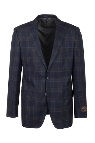 Dolcetto Modern Fit, Pure Wool Jacket by Tiglio Luxe 7756/1