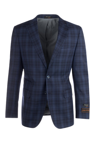 Dolcetto Modern Fit, Pure Wool Jacket by Tiglio Luxe 865129/2