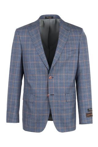Dolcetto Modern Fit, Pure Wool Jacket by Tiglio Luxe CG6809F/303/3