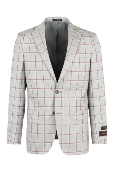 Dolcetto Modern Fit, Pure Wool Jacket by Tiglio Luxe CG8802F/511/4