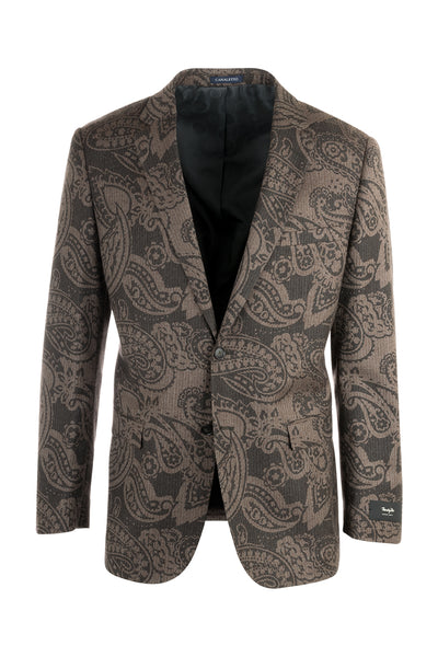 Sangria Jacket CN1416/1 Marzotto Cloth by Canaletto