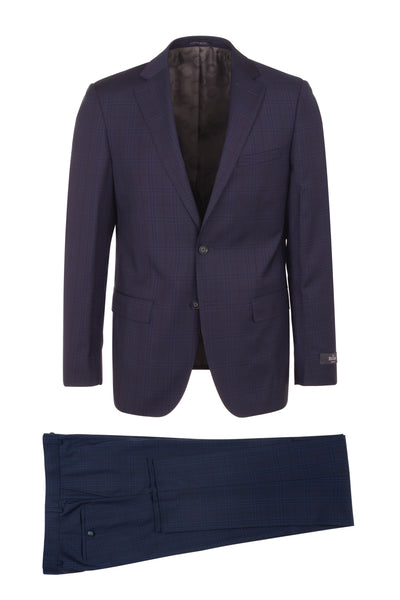 Porto Slim Fit, Pure Wool Suit CR141608/2 REDA Cloth by Canaletto Menswear