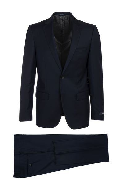 DOLCETTO Modern Fit, Pure Wool Suit CRS903 REDA Cloth by Canaletto Menswear