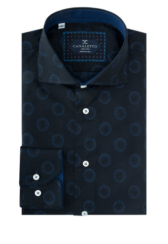 Canaletto Long Sleeve Sport Shirt CS1040