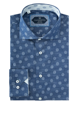 Canaletto Long Sleeve Sport Shirt CS1060