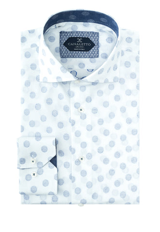 Canaletto Long Sleeve Sport Shirt CS1061