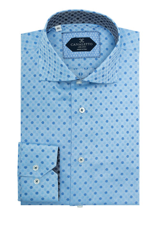 Canaletto Long Sleeve Sport Shirt CS1062