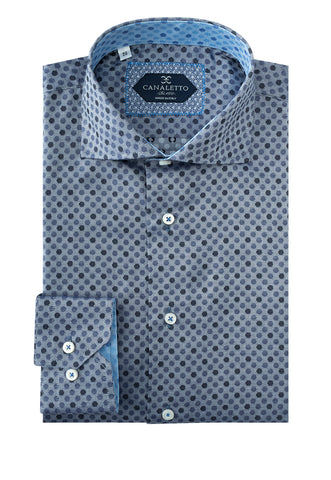 Canaletto Long Sleeve Sport Shirt CS1063