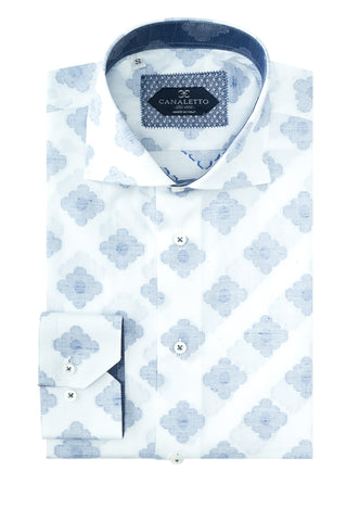 Canaletto Long Sleeve Sport Shirt CS1065