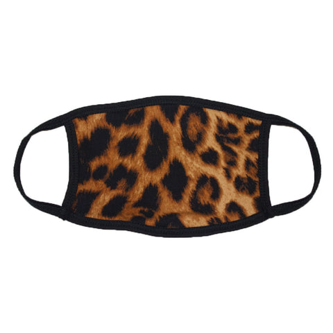Cheeta Face Mask