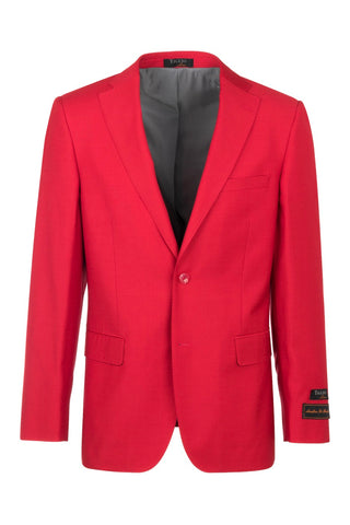 Dolcetto Modern Fit, Pure Wool Jacket by Tiglio Luxe F8062