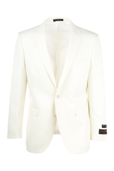 Sangria Modern Fit, Pure Crepe Wool Jacket by Tiglio Luxe FJ2209/1