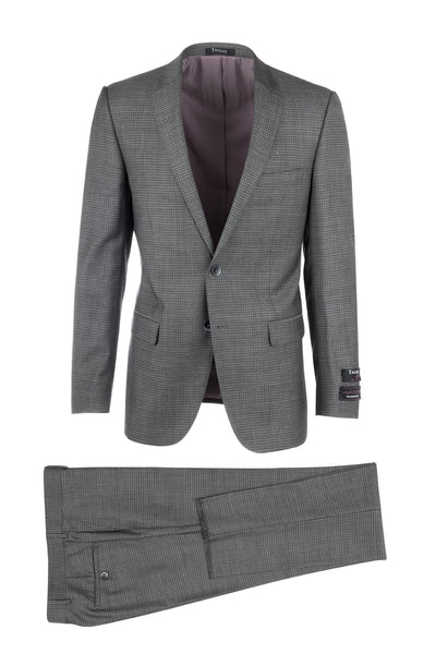 Sienna Slim Fit, Pure Wool Suit by Tiglio Luxe FT2475/3