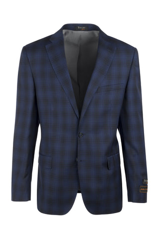 Dolcetto Modern Fit, Pure Wool Jacket by Tiglio Luxe Menswear LR74309/1