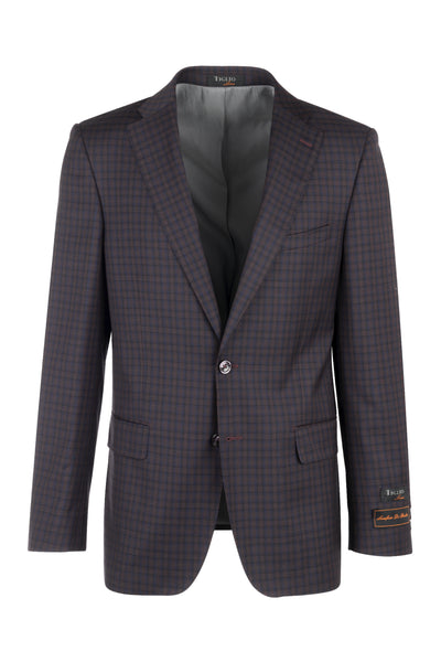 Dolcetto Modern Fit, Pure Wool Jacket by Tiglio Luxe LR74343/1
