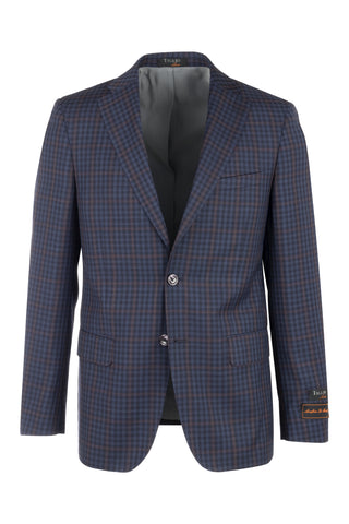 Dolcetto Modern Fit, Pure Wool Jacket by Tiglio Luxe LR74343/2