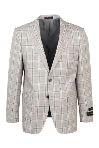 Dolcetto Modern Fit, Pure Wool Jacket by Tiglio Luxe LT55/170/1