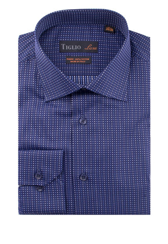 Dress Shirt - Barrel Cuff GENOVA-RC N580530/404