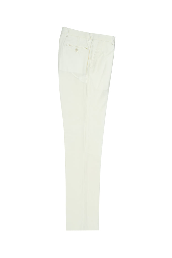 Flat Front Pants - In Stock