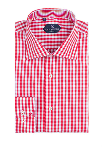 Canaletto Dress Shirt Platino/265/10