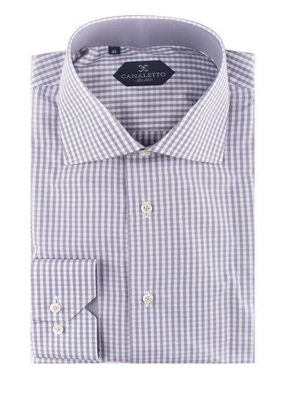 Canaletto Dress Shirt Platino/490/16