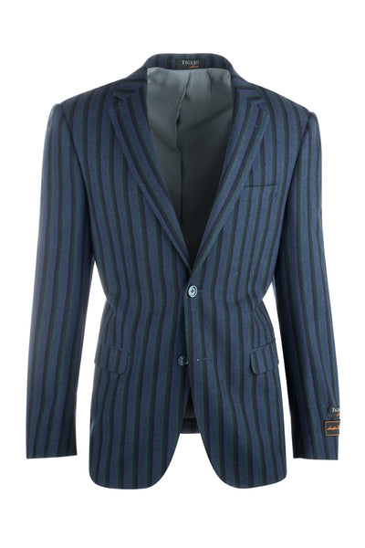 Sangria Modern Fit, Pure Wool Jacket by Tiglio Luxe R4373/1