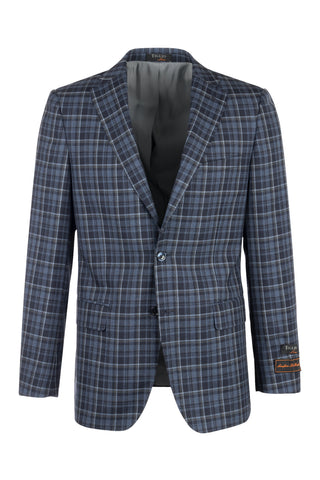 Dolcetto Modern Fit, Pure Wool Jacket by Tiglio Luxe RG8803F/509/3