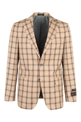 Dolcetto Modern Fit, Pure Wool Jacket by Tiglio Luxe RT92259/5