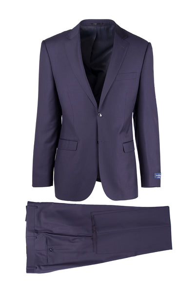 Sangria Suit 1880U/0015, Ermenegildo Zegna Cloth by Canaletto