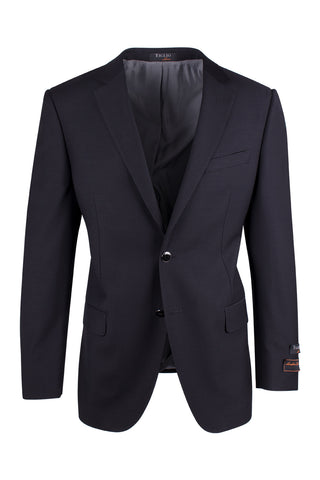 Novello Black Modern Fit, Pure Wool, Blazer by Tiglio Luxe TIG1001