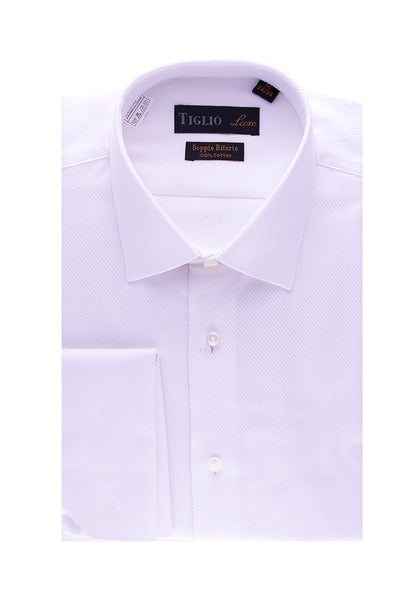 Dress Shirt - French Cuff GENOVA-FC TIG2001