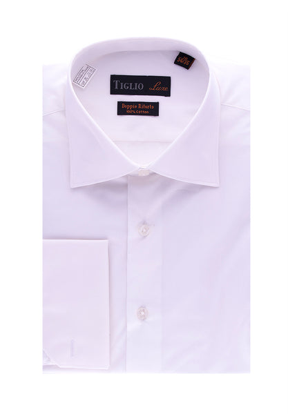 Dress Shirt - French Cuff GENOVA-FC TIG3012