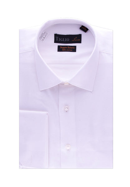 Dress Shirt - French Cuff GENOVA-FC TIG2020