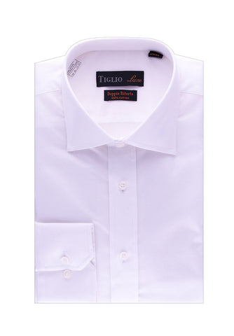 Dress Shirt - Barrel Cuff GENOVA-RC TIG2038