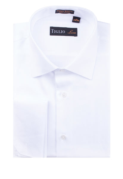 Dress Shirt - French Cuff GENOVA-FC TIG2039